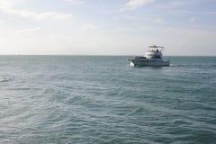Yacht di pesca immagine stock libera da diritti