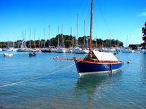 Yacht Harbor Royalty Free Stock Photos