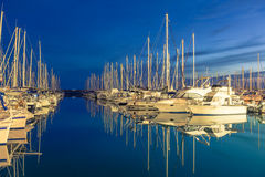 Yacht Harbour Royalty Free Stock Image
