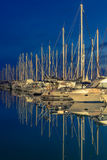 Yacht Harbour Stock Photography