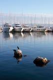 Yacht II Lizenzfreies Stockfoto