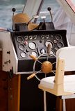 Yacht interior Royalty Free Stock Image