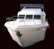 Yacht isolato Immagini Stock