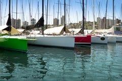 Yacht-Jachthafen, Sydney Australia Lizenzfreies Stockbild