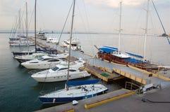 Yacht-klubba Royaltyfri Bild