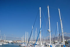 Yacht Marina Stock Photography