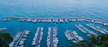 Yacht marina Stock Photography