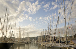 Yacht  Marina Stock Photos