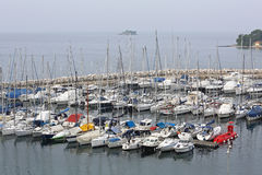 Yacht Marina Royalty Free Stock Images