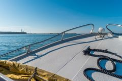 Yacht marina in Portimao. Algarve coast, Portugal.  Stock Images