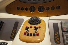 Yacht, marine equipment Royalty Free Stock Photo