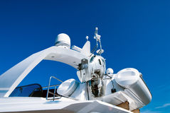 Yacht moderne Photo stock