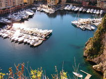 Yachts in Monaco Stock Image