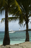 Yacht in Nassau Royalty Free Stock Photos