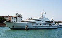 Yacht nautico Immagini Stock