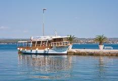 Yacht port.  Brijuni. Croatia Stock Photography