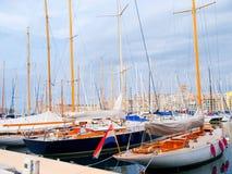 Yacht port, Marseille Stock Image