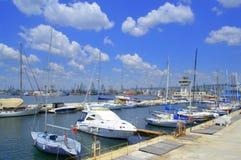 Yacht port Stock Photography