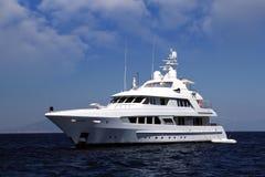 Yacht privé image libre de droits