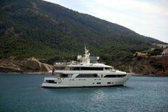 Yacht privé photos stock