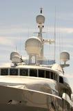 Yacht privé Images stock
