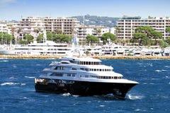 Yacht privato Immagine Stock Libera da Diritti