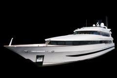 Yacht privato Immagini Stock