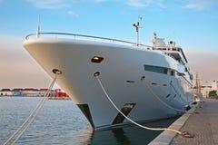 Yacht privato del motore Fotografie Stock