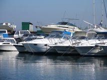 Yacht-randello Immagine Stock