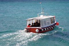Yacht-Reise Lizenzfreies Stockbild
