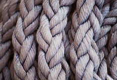Yacht Rope Royalty Free Stock Image