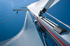 Free Yacht Sails Stock Photography - 14617802