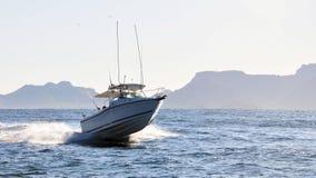 Yacht San Carlos, Mexiko lizenzfreies stockbild