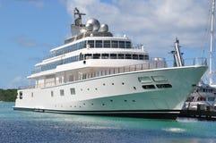 Yacht superbe image stock
