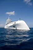 Yacht superbe d'Andrei Melnichenko Image stock