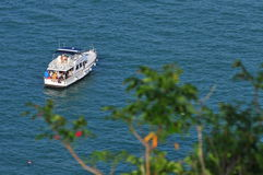 Yacht trip Stock Photo