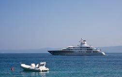 Yacht und Boot Stockbilder