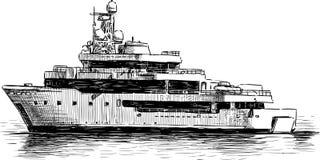 Yacht Royalty Free Stock Image