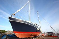 Yacht wharf Royalty Free Stock Photos