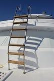 Yachtbeståndsdelar Royaltyfria Foton