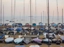 Yachtclub Lizenzfreies Stockbild