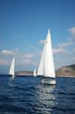 Yachten Stockfotografie