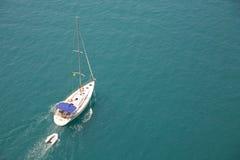 yachting лета Стоковые Изображения