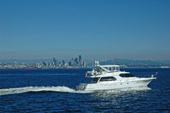 yachting рая Стоковое Изображение RF