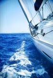 Yachting Fotografie Stock Libere da Diritti