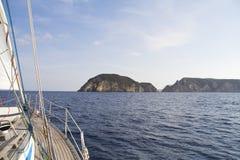 Yachting Foto de Stock Royalty Free
