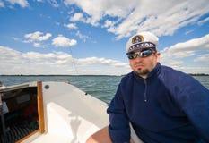 Yachting Imagens de Stock Royalty Free