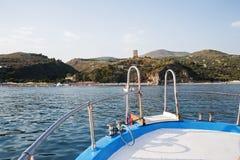 yachting royalty-vrije stock fotografie