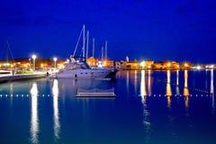 Yachting destination of Sukosan bay Stock Photos