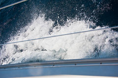 Yachting detail Royalty Free Stock Photo